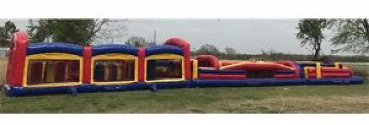 80 FT Obstacle Course