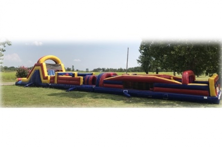74 FT Wet/Dry Obstacle Course