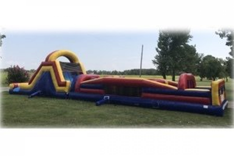 54 FT Wet/Dry Obstacle Course