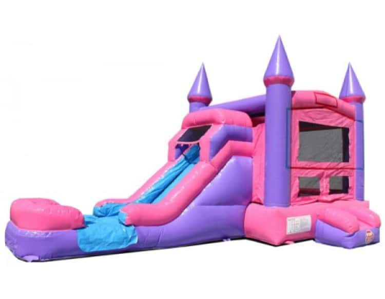 Pink Princess Castle Combo