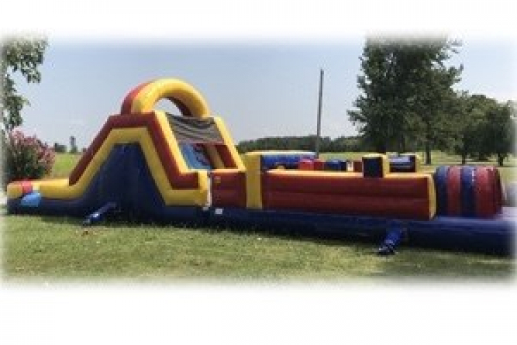 44 FT Wet/Dry Obstacle Course