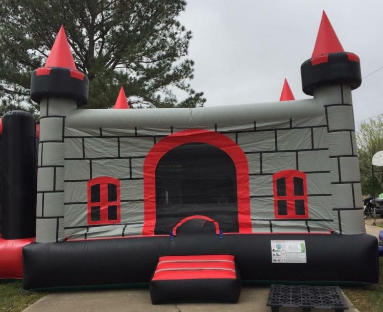 Jumbo Medieval Castle