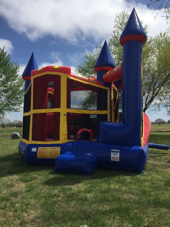 Bounce & Slide Combos