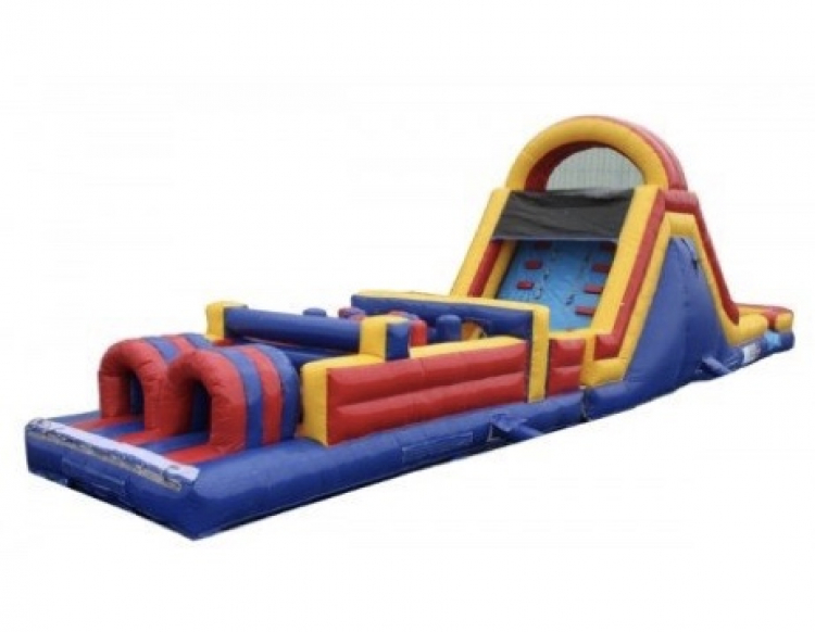 51 Ft Obstacle Course